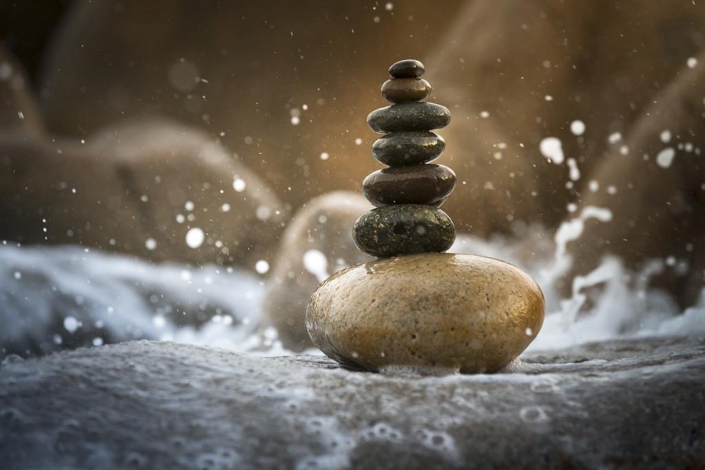 Entspannung und Balance für Körper und Seele.